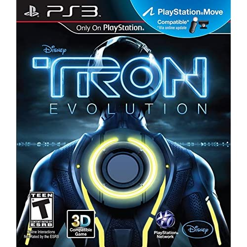 Image 0 of Tron: Evolution For PlayStation 3 PS3 Disney