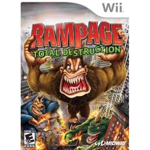 Image 0 of Rampage: Total Destruction For Wii