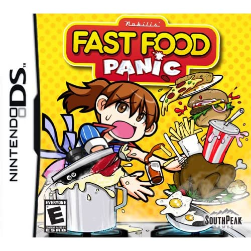 Image 0 of Fast Food Panic For Nintendo DS DSi 3DS 2DS