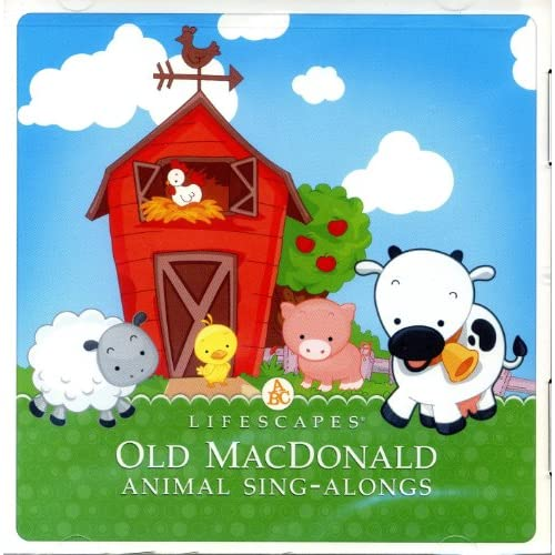 Image 0 of Old MacDonald Animal Sing-Alongs By Michael W Nelson On Audio CD Album