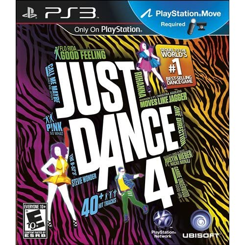 Image 0 of Just Dance 4 For PlayStation 3 PS3 Music
