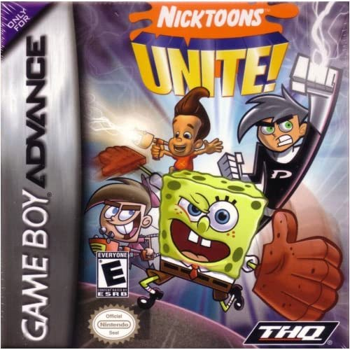 Image 0 of Nicktoons Unite! For GBA Gameboy Advance