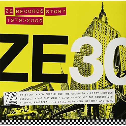 Image 0 of Ze 30: Ze Records Story 1979-2009 On Vinyl Record