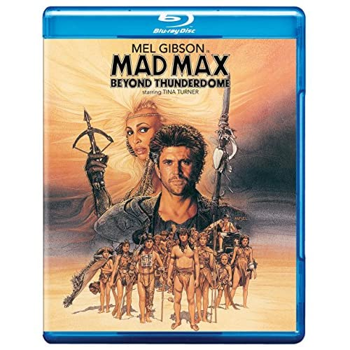 Image 0 of Mad Max Beyond Thunderdome Blu-Ray On Blu-Ray With Mel Gibson