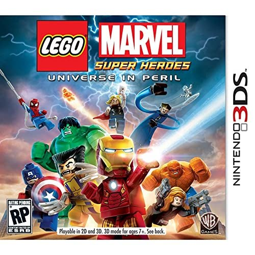 Lego: Marvel Super Heroes Nintendo For 3DS