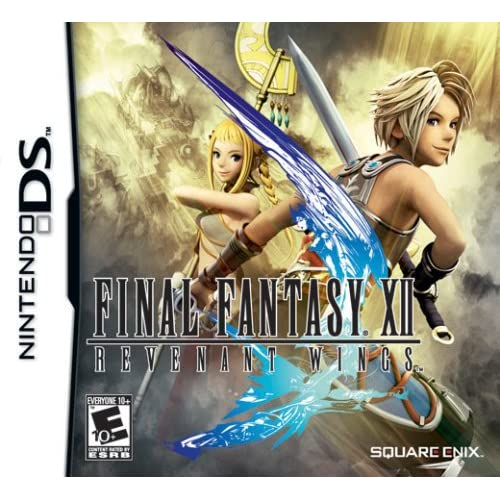 Image 0 of Final Fantasy XII: Revenant Wings For Nintendo DS DSi 3DS 2DS RPG