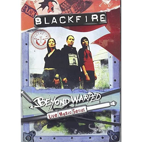 Image 0 of Blackfire: Beyond Warped Live Music Series 2005 By Blackfire Album On Audio CD