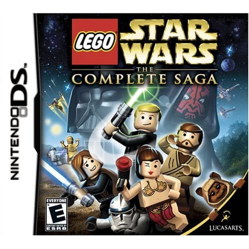 Image 0 of Lego Star Wars: The Complete Saga For Nintendo DS DSi 3DS 2DS