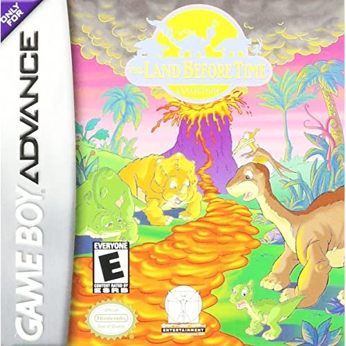 Image 0 of The Land Before Time Collection For GBA Gameboy Advance