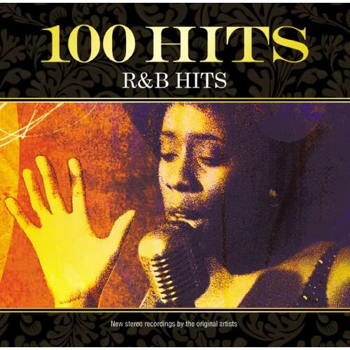 100 Hits-R&b Hits 6 CD Collection By Various On Audio CD Album 2012