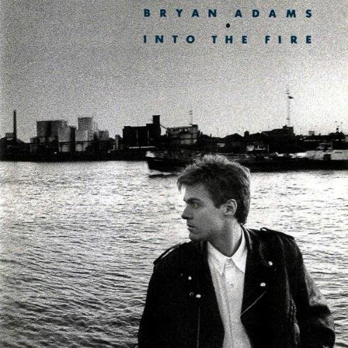 Image 0 of Into The Fire By Bryan Adams On Audio Cassette