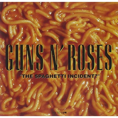 The Spaghetti Incident By Guns N Roses On Audio Cd Album