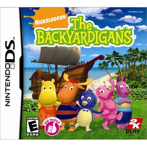 Image 0 of The Backyardigans For Nintendo DS DSi 3DS 2DS