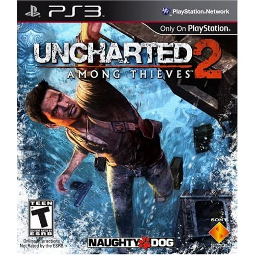 Image 0 of Uncharted 2: Among Thieves For PlayStation 3 PS3