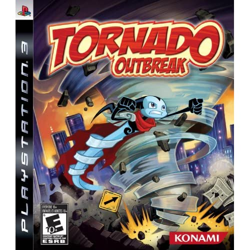 Tornado Outbreak For PlayStation 3 PS3