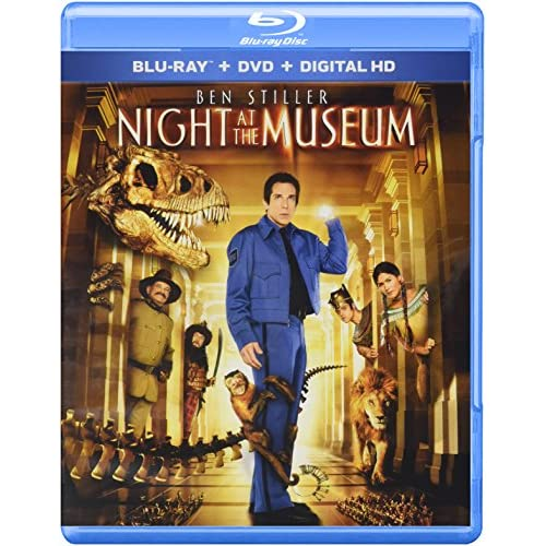 Image 0 of Night At The Museum Triple Play Dhd On Blu-Ray With Ben Stiller