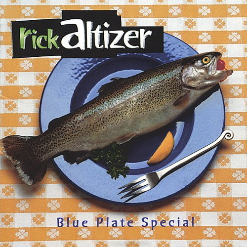 Image 0 of Blue Plate Special By Altizer Rick On Audio CD Album 1998