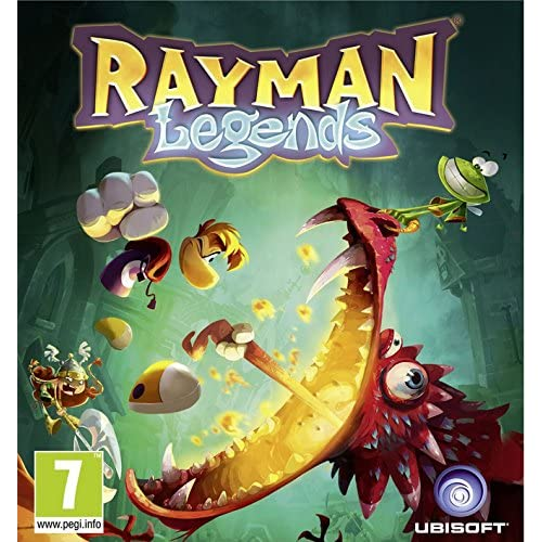 Image 0 of Rayman Legends PlayStation Vita For Ps Vita