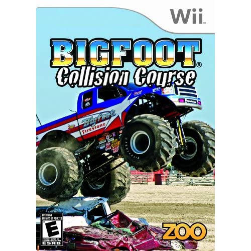 Image 0 of Bigfoot: Collision Course For Wii And Wii U