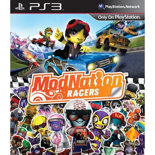 Modnation Racers PS3 For PlayStation 3