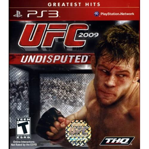 UFC Undisputed 2009 For PlayStation 3 PS3