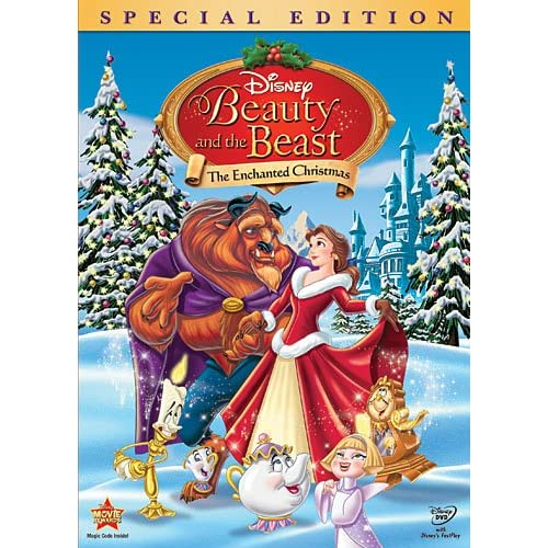 Image 0 of Beauty And The Beast: The Enchanted Christmas Special Edition On DVD With Paige