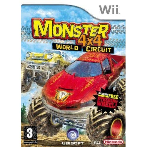 Image 0 of Monster 4X4 World Circuit For Wii And Wii U