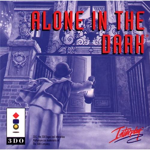 Alone In The Dark For 3DO Vintage