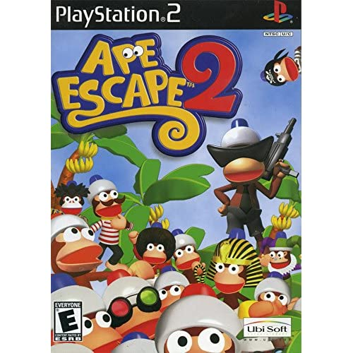 Ape Escape 2 For PlayStation 2 PS2