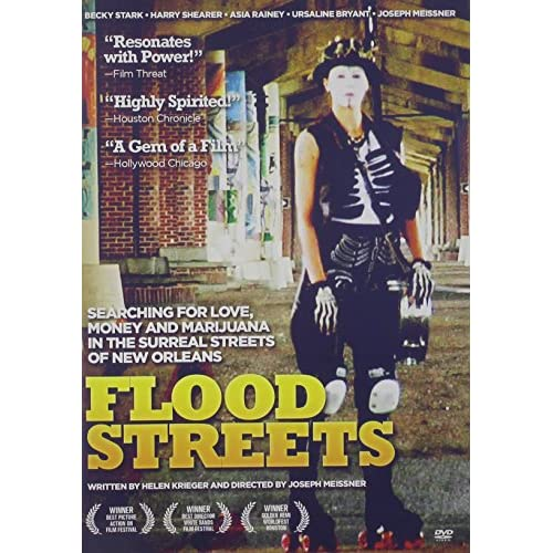 Image 0 of Flood Streets On DVD Comedy