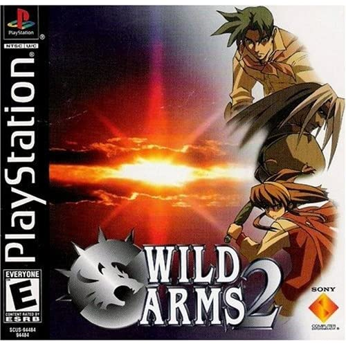 Image 0 of Wild Arms 2 For PlayStation 1 PS1