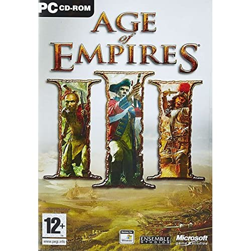 Age Of Empires III Software Brand New