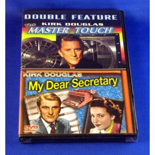 Image 0 of Master Touch/My Dear Secretary Kirk Douglas Double Feature On DVD