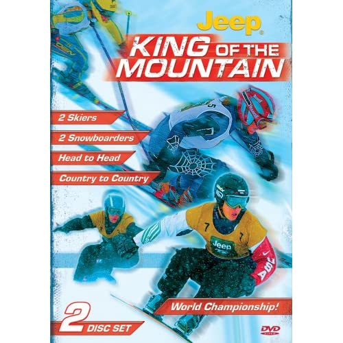 Image 0 of Jeep: King Of The Mountain On DVD with Casey Puckett USA