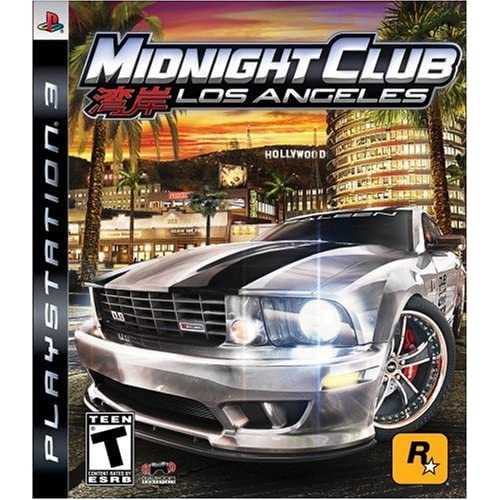Image 0 of Midnight Club: Los Angeles For PlayStation 3 PS3 Flight