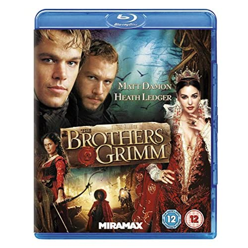 Image 0 of Brothers Grimm Blu-Ray On Blu-Ray