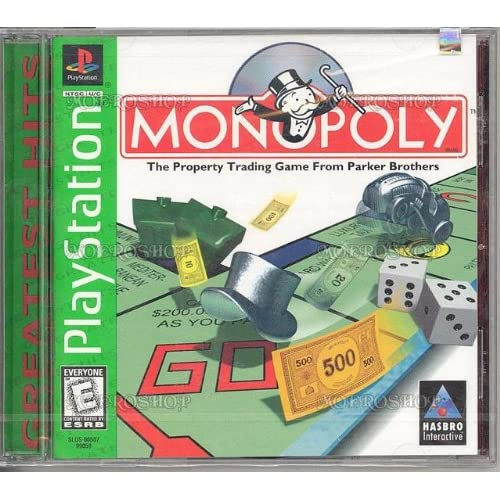 Image 0 of Monopoly For PlayStation 1 PS1