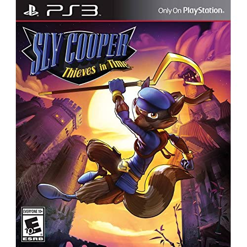 Image 0 of Sly Cooper: Thieves In Time For PlayStation 3 PS3