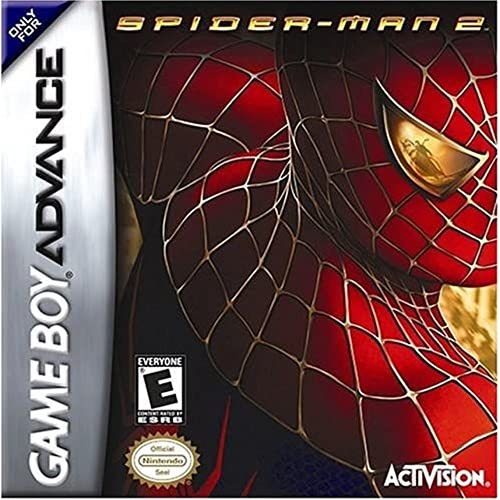 Image 0 of Spider-Man 2 For GBA Gameboy Advance