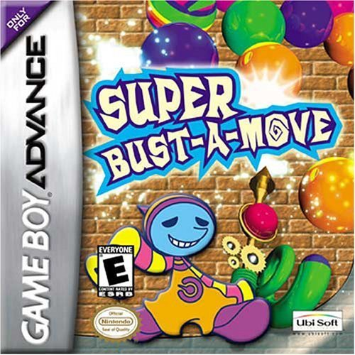 Image 0 of Super Bust-A-Move For GBA Gameboy Advance