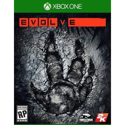 Evolve For Xbox One Shooter