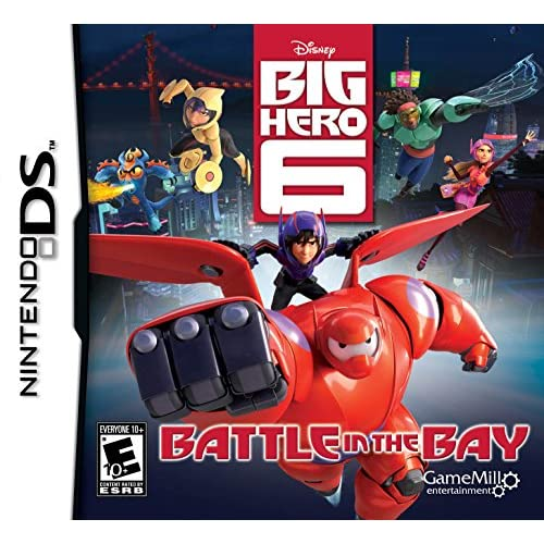 Image 0 of Game Mill Big Hero 6 Nds For Nintendo DS DSi 3DS 2DS
