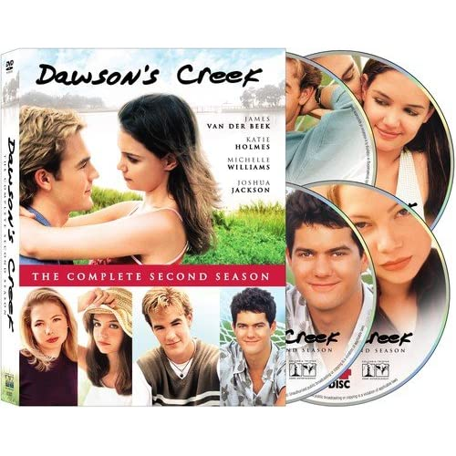 Image 0 of Dawson's Creek The Complete Second Season On DVD With James Van Der Beek TV Show