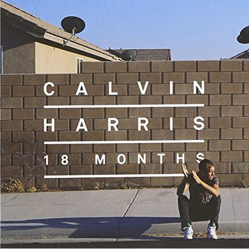 Image 0 of 18 Months By Calvin Harris On Audio CD Album 2012