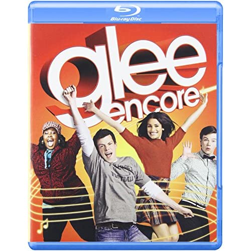 Glee: Encore Blu-Ray On Blu-Ray With Lea Michele