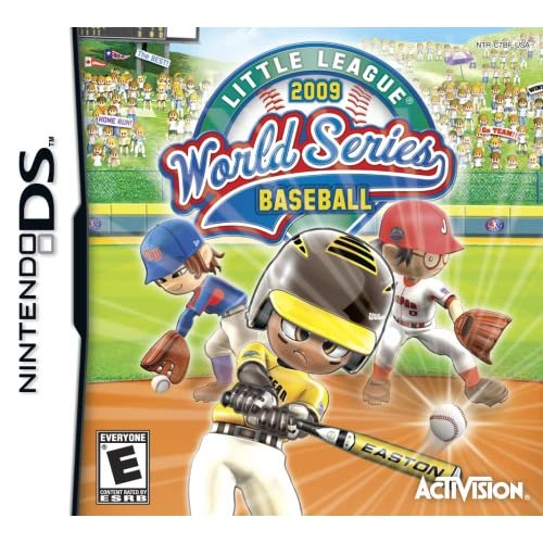 Image 0 of Little League World Series 2009 For Nintendo DS DSi 3DS 2DS