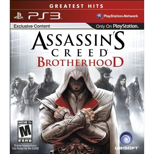 Assassin's Creed: Brotherhood For PlayStation 3 PS3
