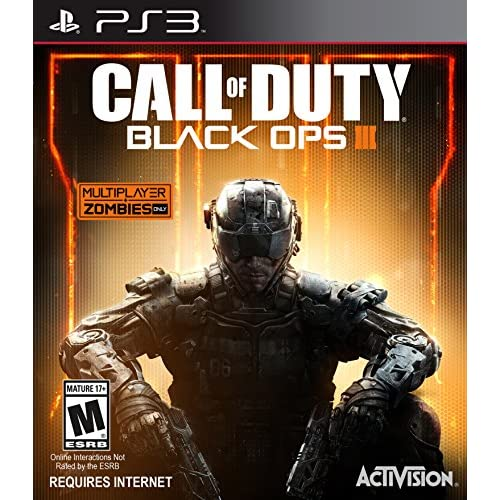 Call Of Duty: Black Ops III Multiplayer Edition For PlayStation 3 PS3 COD Shoote