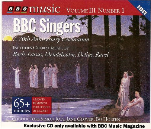 Image 0 of A 70TH Anniversary Celebration By BBC Singers On Audio CD
