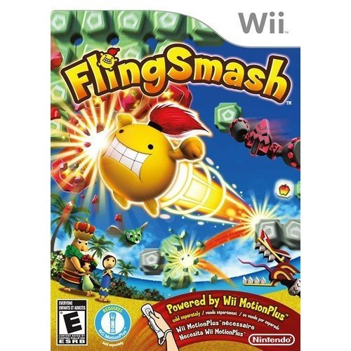 Image 0 of Flingsmash Game Only For Wii And Wii U